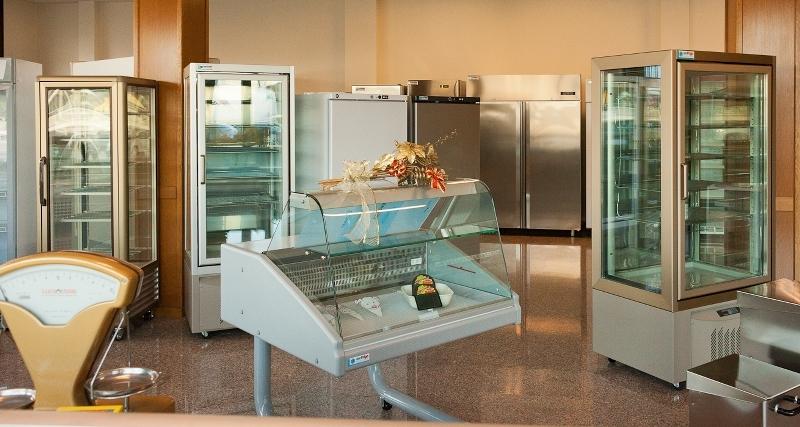 surgelazione industriale, impianti frigoriferi, celle frigorifere industriali