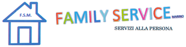 FAMILY SERVICE MARINO - LOGO