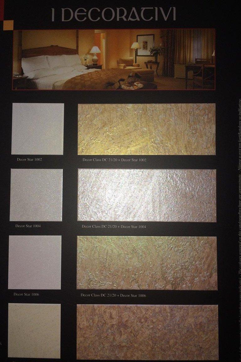 palette vernici