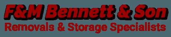 F&M Bennett & Son Removals & Storage Specialists
