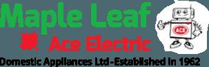 Maple Leaf ACE Electric logo