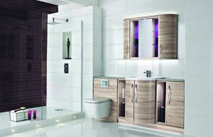Cost-effective bathroom suites