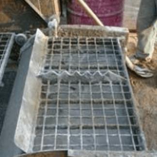 Macchinario per cemento