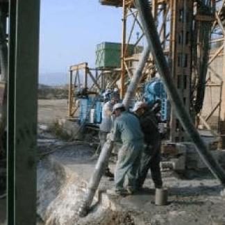 Sostentamento terreni da scavare