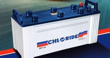 Heavy-duty chloride batteries
