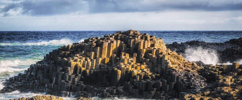 Irland - Giants Causeway