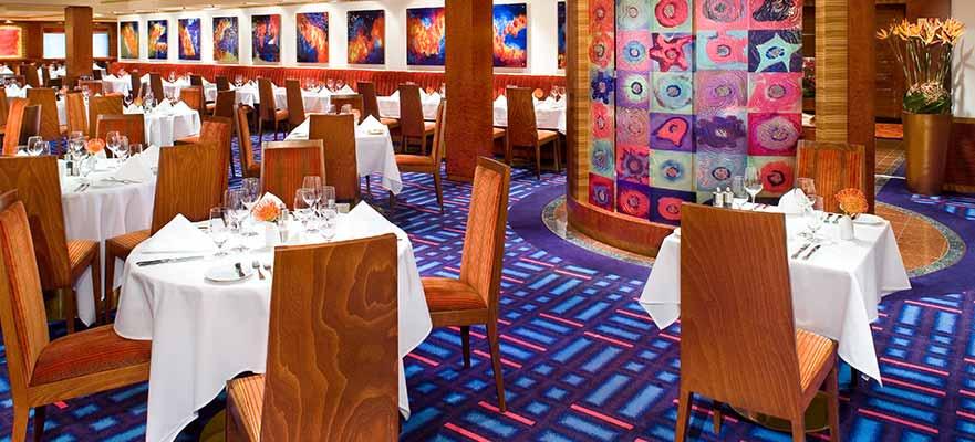 Norwegian Jade - Dining - Restaurant Alizar