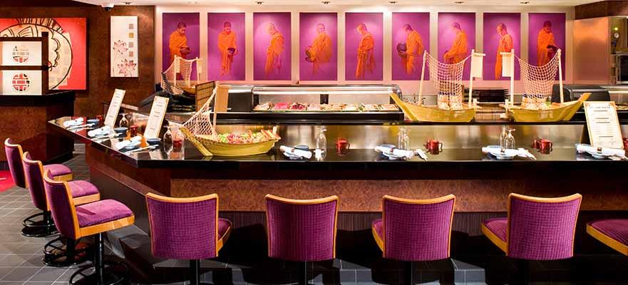 Norwegian Jade - Spezialitätenrestaurant - Sushi