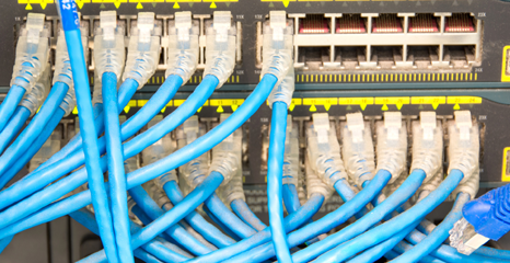 Full range of data cabling services