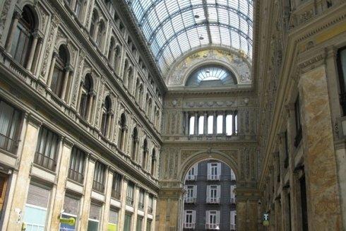negozio storico napoletano