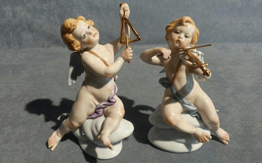 angeli porcellana