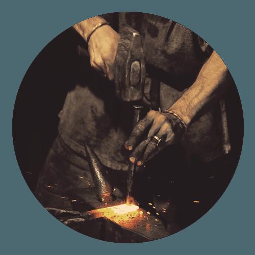 carpentiere alla saldatura