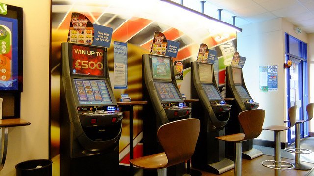 Changes to Fixed Odds Betting Terminals
