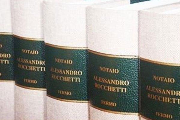 libri di un notaio
