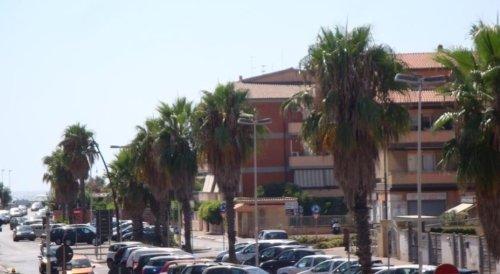 Vista dell'edificio dall'esterno