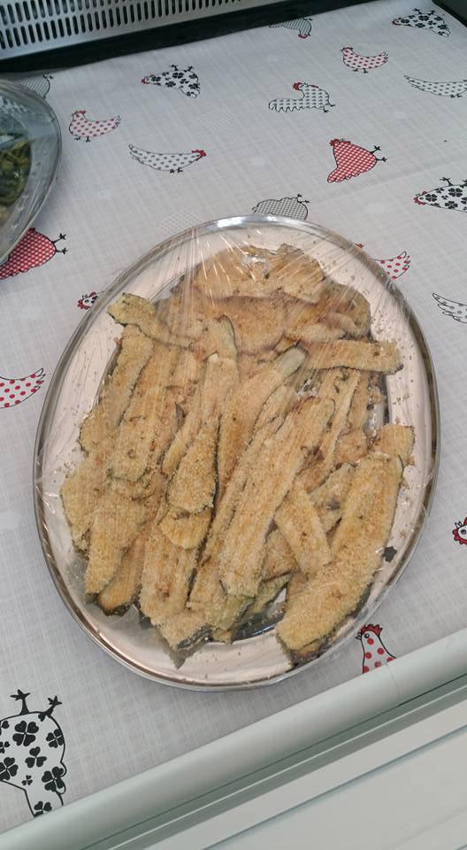zucchini gratinati da cuocere