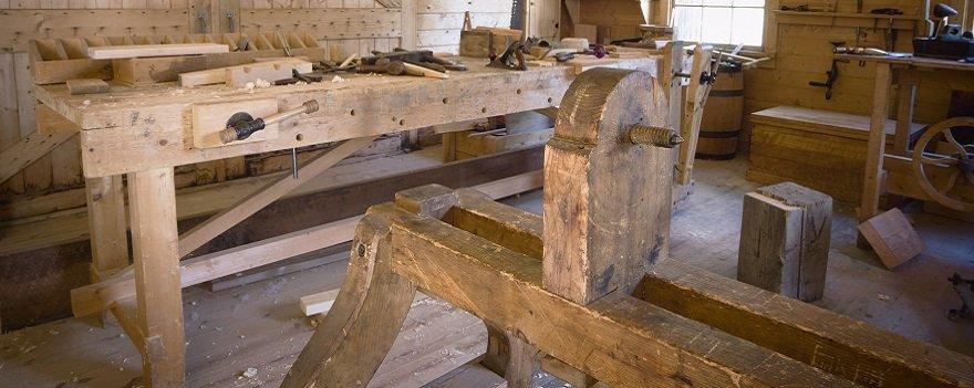 mobili in legno, falegnami, falegnameria