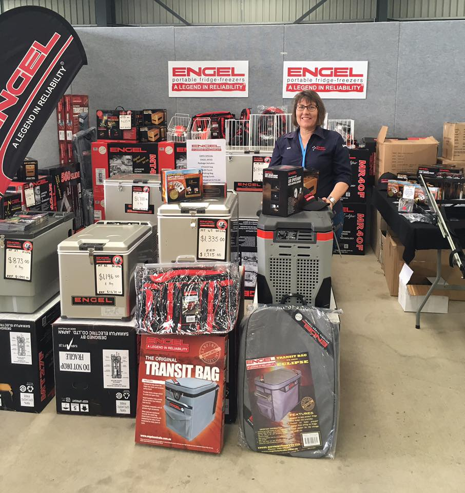 Mackay home show engel products five star power