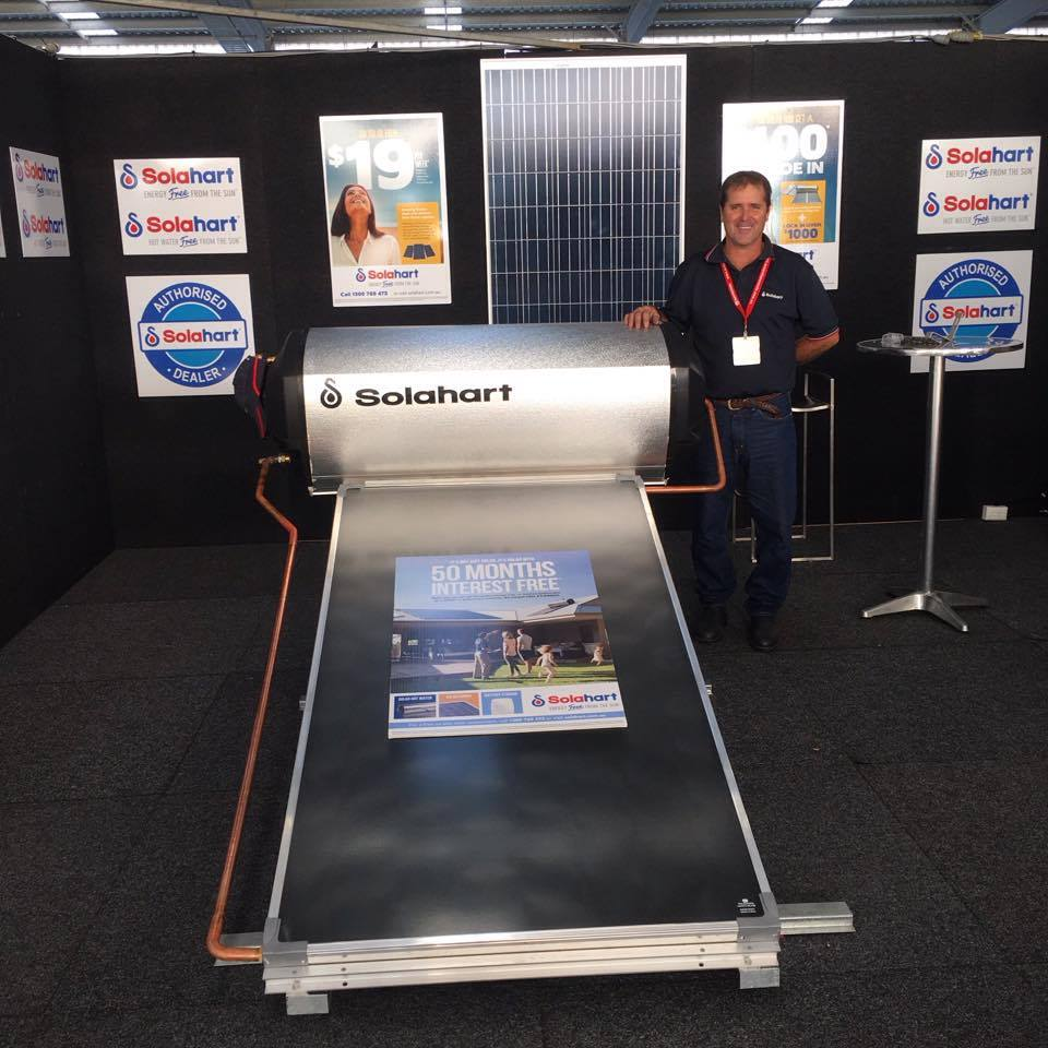 five star power solar system solahart solarhart solarheart mackay local