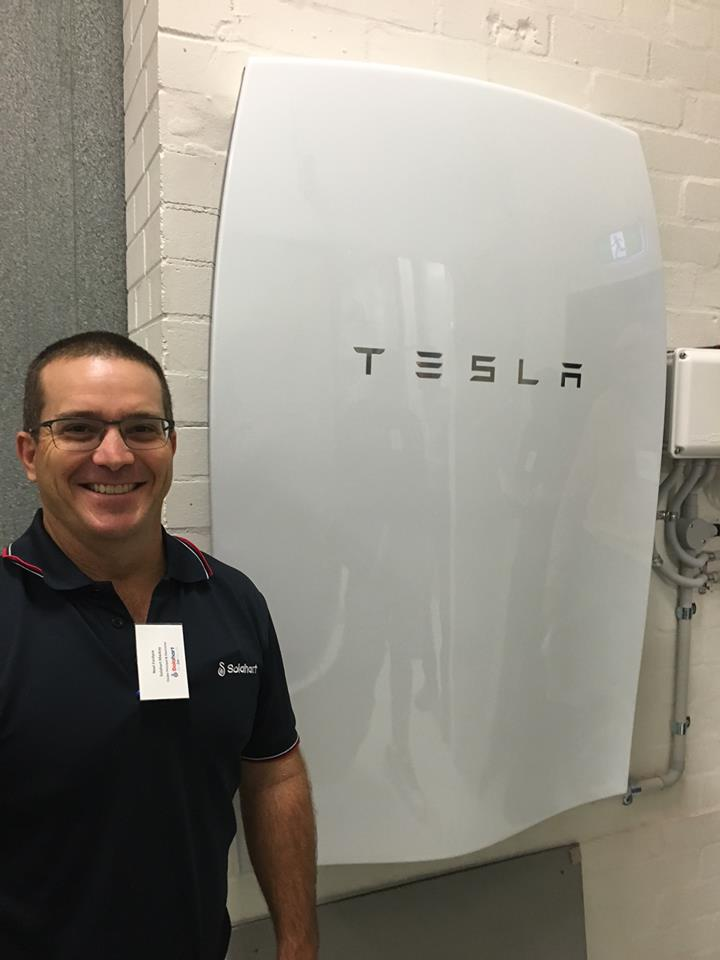 Tesla Powerwall Battery Five Star Power Noel Fordyce