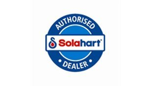 five star power accreditation logo solahart