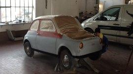 Luciano Barolo, Abano Terme (PD), verniciatura a forno auto