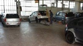 Luciano Barolo, Abano Terme (PD), lucidatura auto