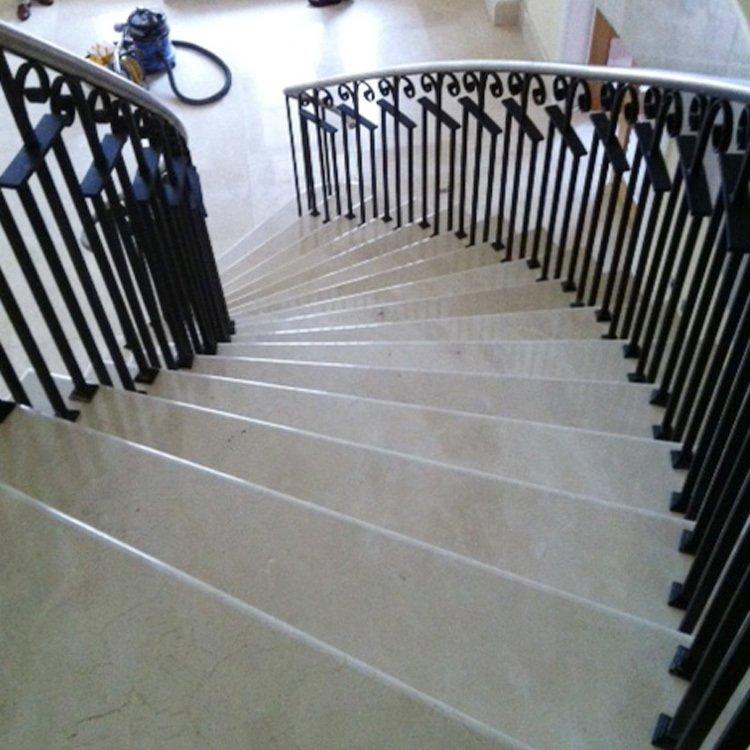 steps tiling