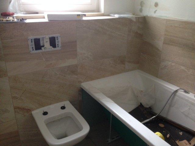 install tiles