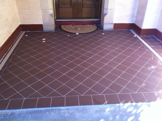 domestic tile installation services