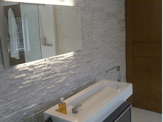 tiling installation projects