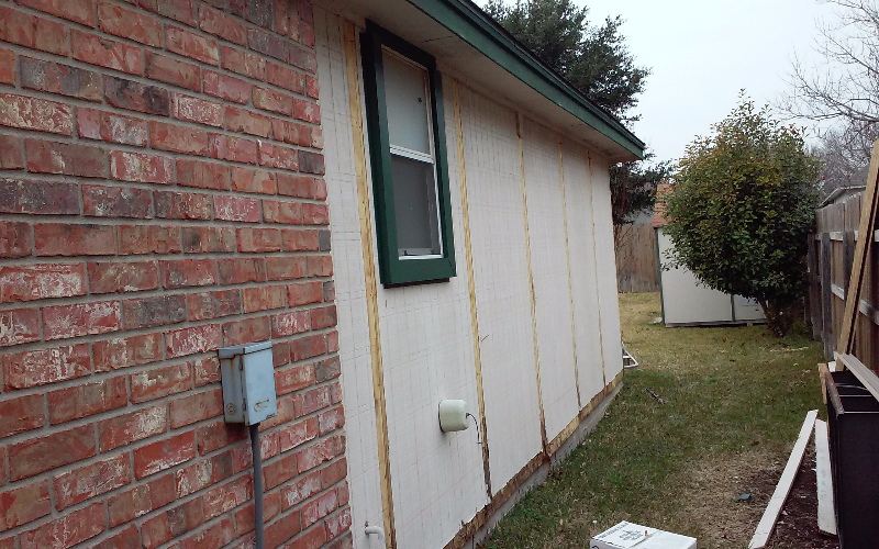 Siding Project Temple,TX