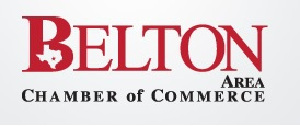 Belton area Chamber of Commerce logo