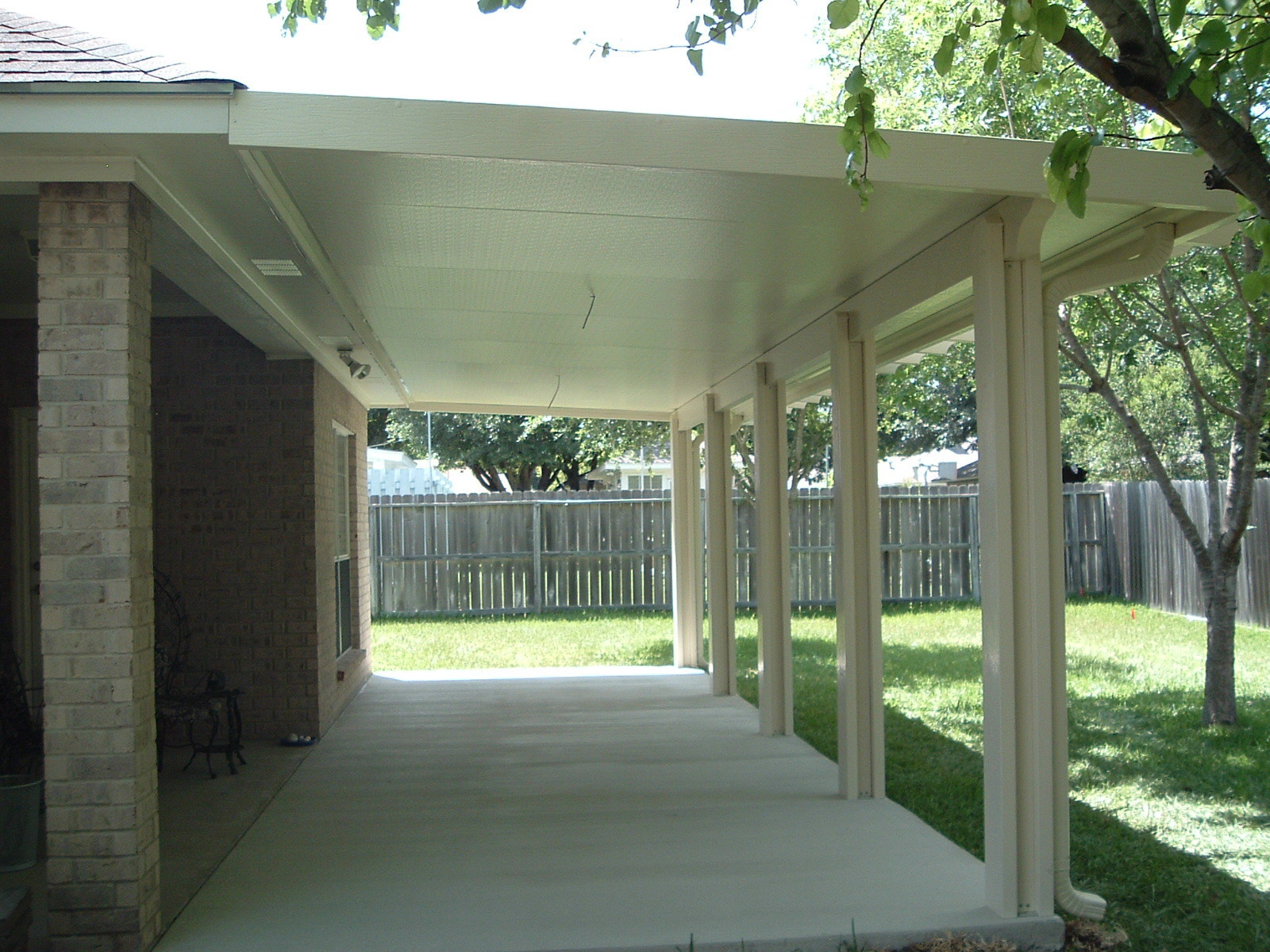 Patio Cover Temple, TX
