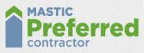 Mastic Preferred Contractor logo