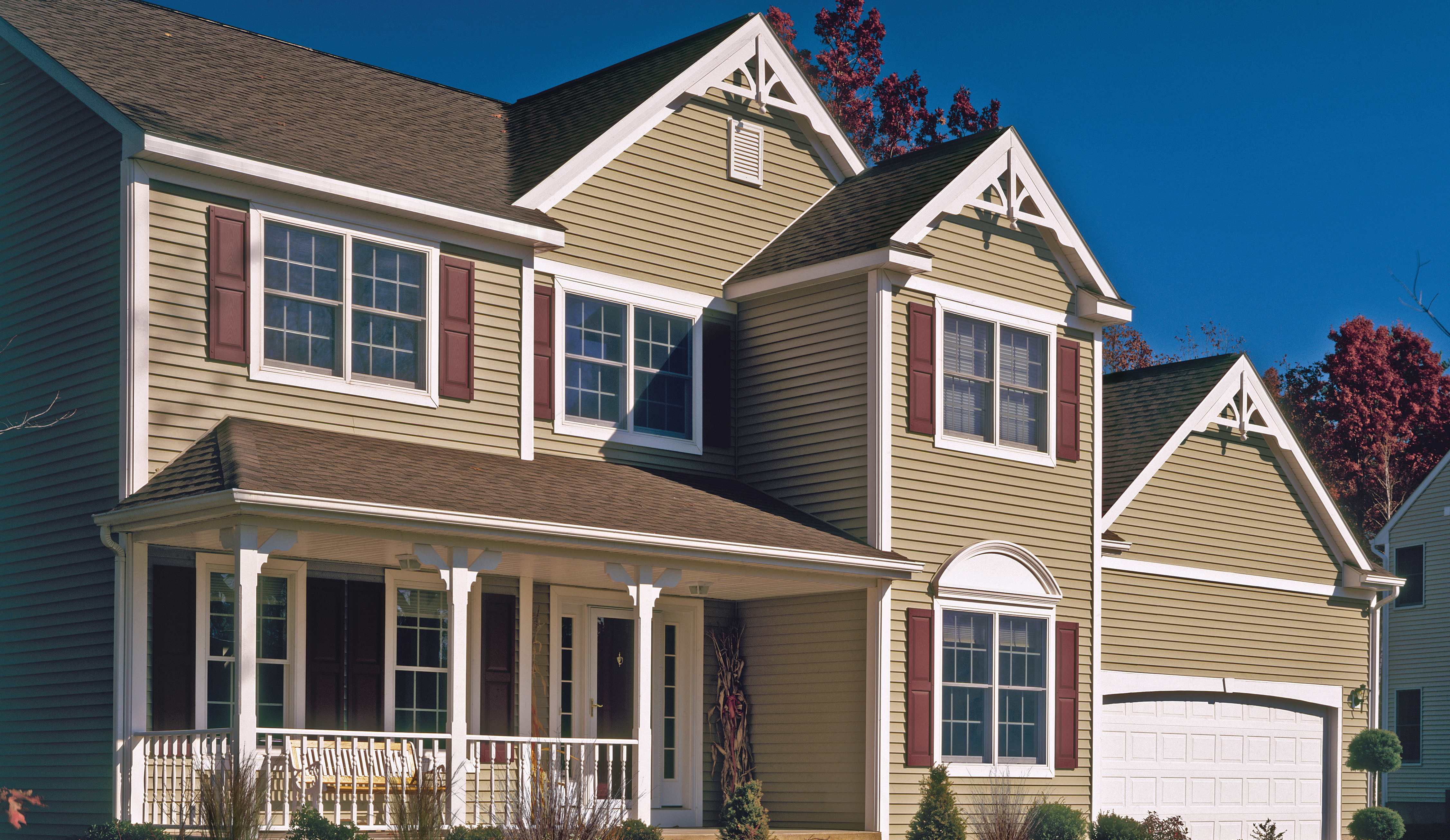 Lifetime siding in vinyl steel aluminum hardiplank for Best vertical siding
