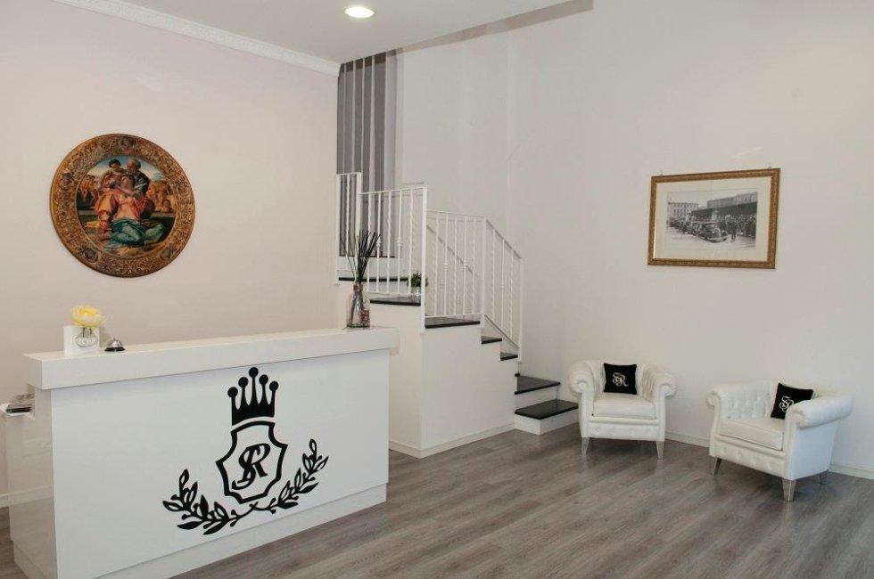 ufficio di Avellino interno