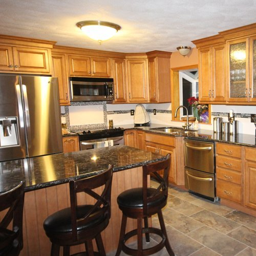 Kitchen & Bath Remodeling Portfolio
