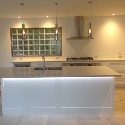 View of a modular kitchen