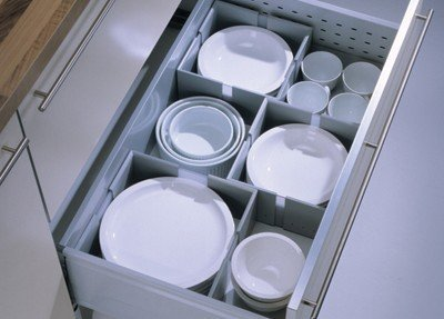 organisers for your kitchen drawers