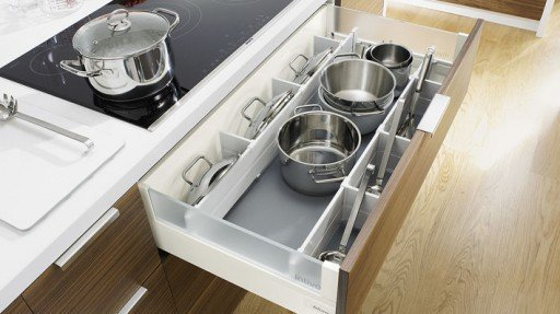 organise your kitchen