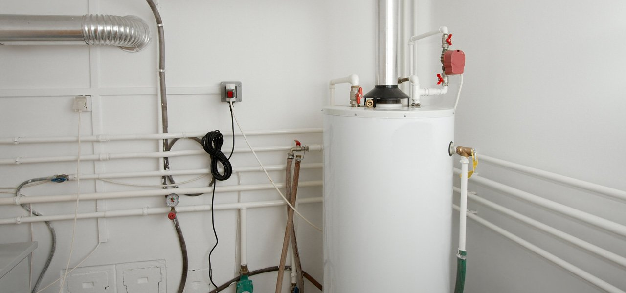 Unvented hot water cylinder services in Braco, Perthshire