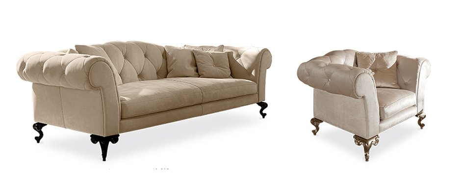 divani e poltrone cantori
