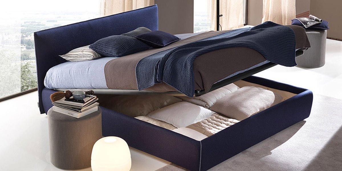 letto contenitore bolzan