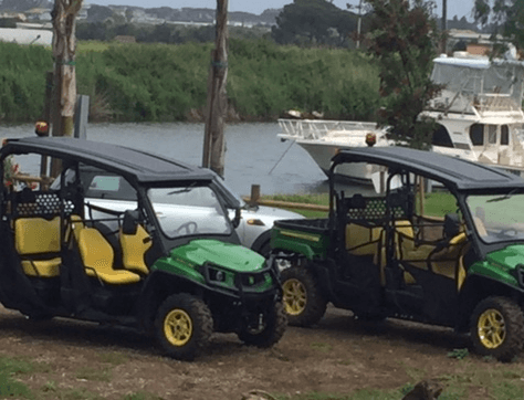 barche parcheggiate