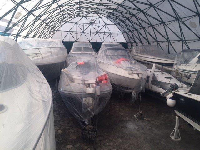 rimessaggio invernale imbarcazioni
