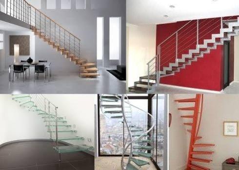 Ampio ventaglio di scale pronte da installare