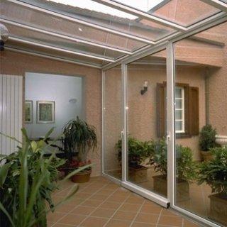 veranda stile serra