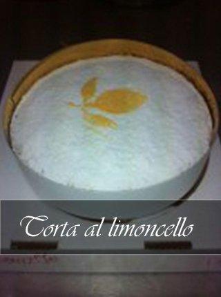 Torta limoncello