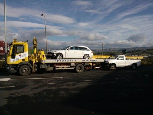 Trasporto veicoli sinistrati